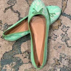 Shoes - J. Crew flats